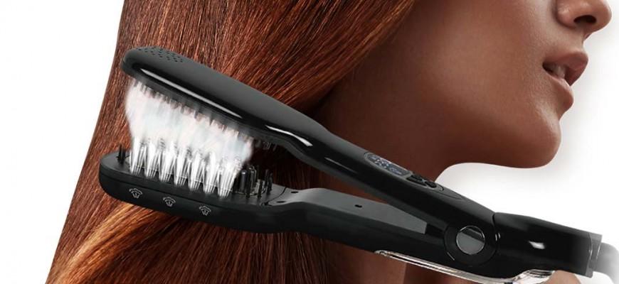 lisseur vapeur cheveux