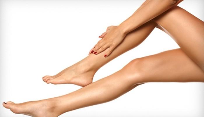 epilation laser jambes